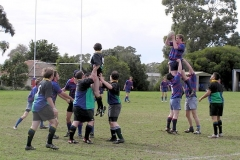 18s-lineout