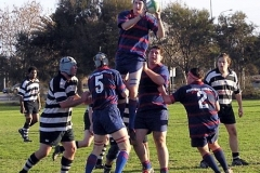 30jly05Charlie-Line-Out