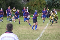 2nd-XV-v-Woodville-Marc-Fullager-passes