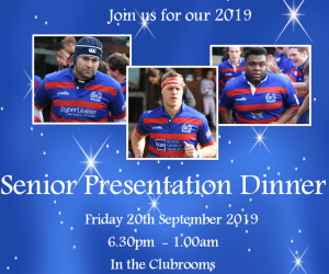2019 Old Collegians Senior Presentation Dinner